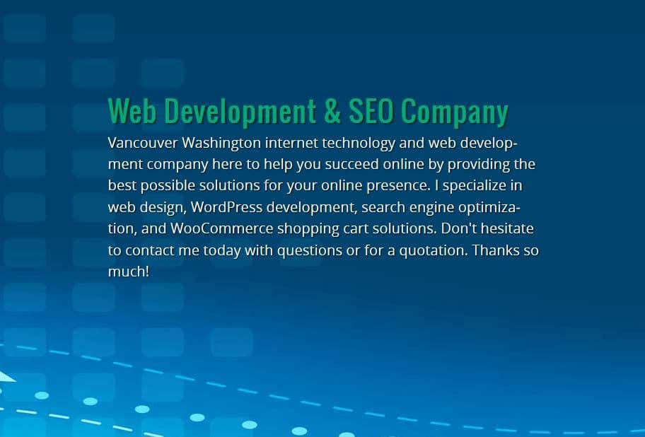 Digital Marketing & SEO Vancouver WA by Driven Web Services